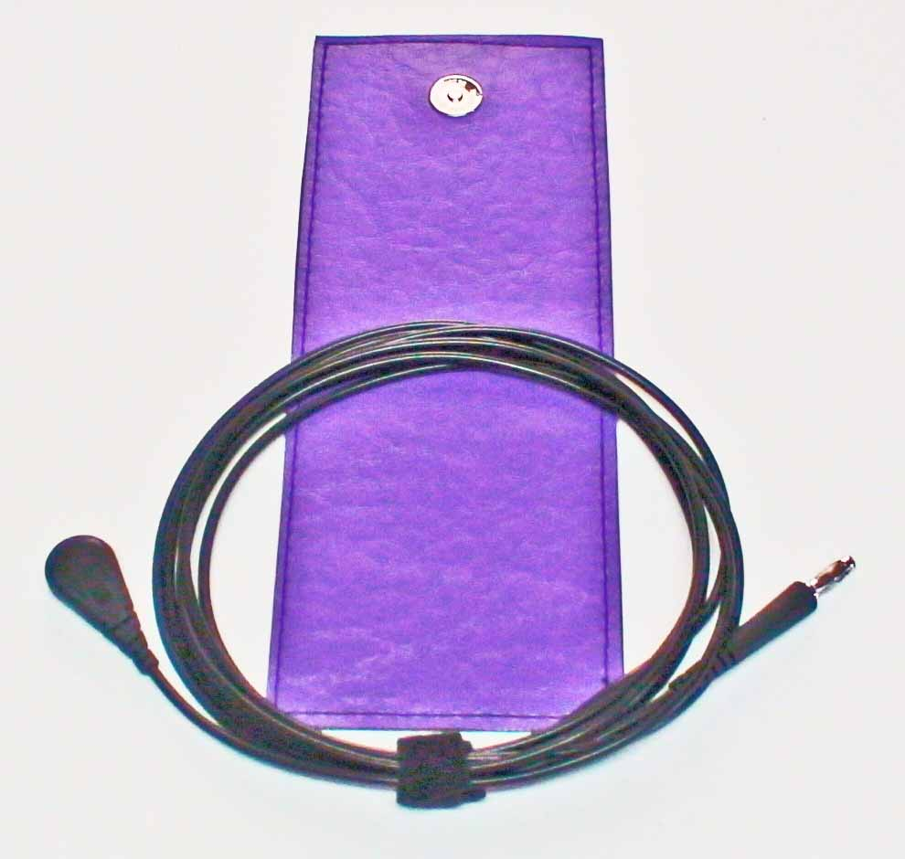 iNDIGO Meridian Pad w/8' Wire Connector MP8-I