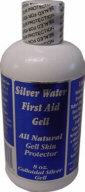 Colloidal Silver Water Gel CSWG